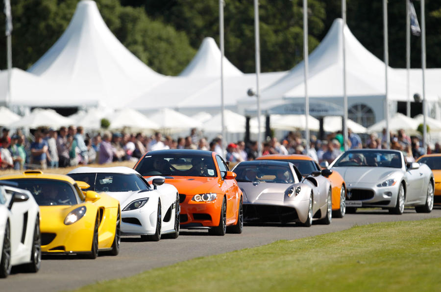 Goodwood Festival Of Speed Pics Autocar