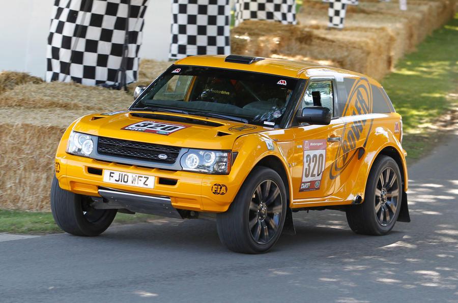 Goodwood Festival of Speed - pics
