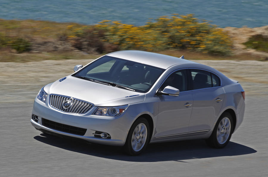 LA show: Buick LaCrosse concept