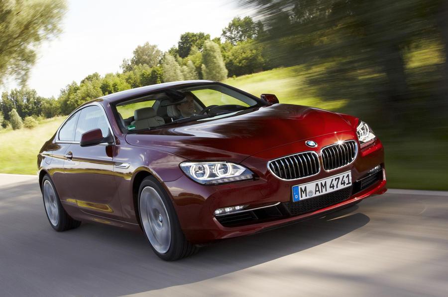 BMW 640i Coupé