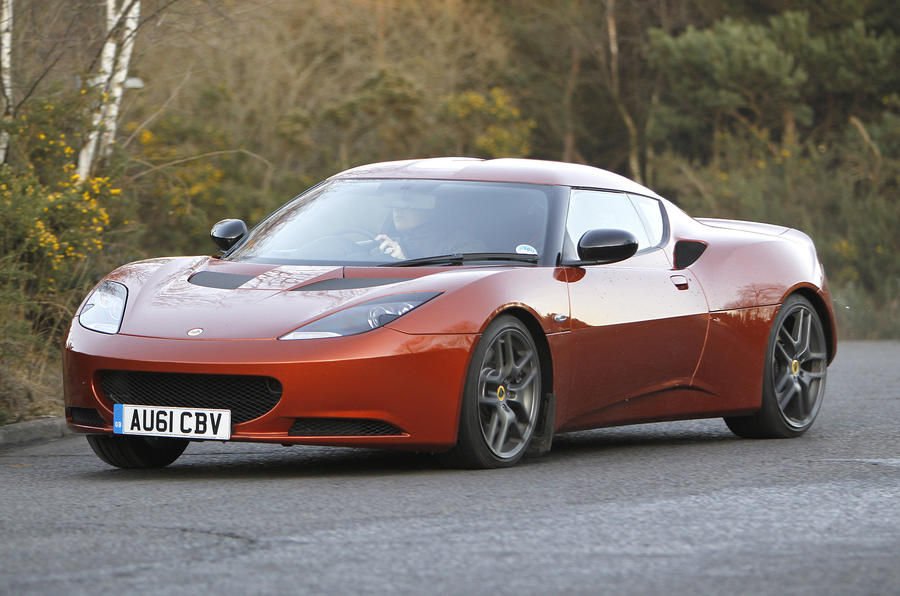 Lotus Evora S +2 IPS