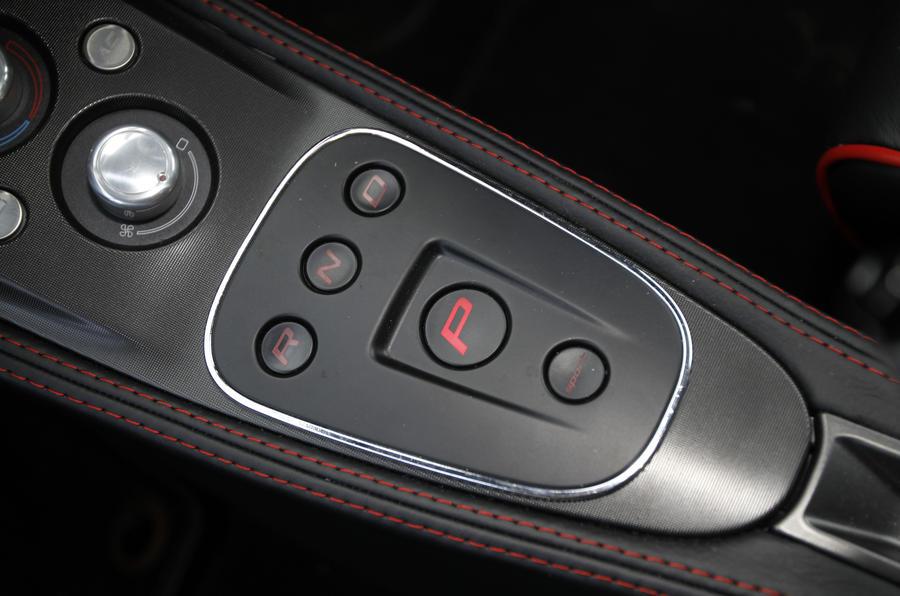 Lotus Evora S +2 IPS automatic gearbox