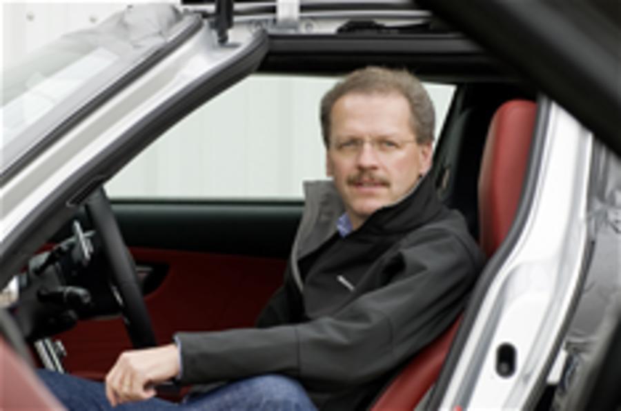 AMG: 'SLS competes with Ferrari'