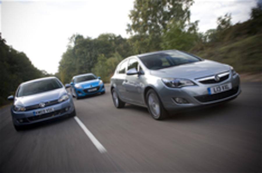 New Astra v rivals - pic special