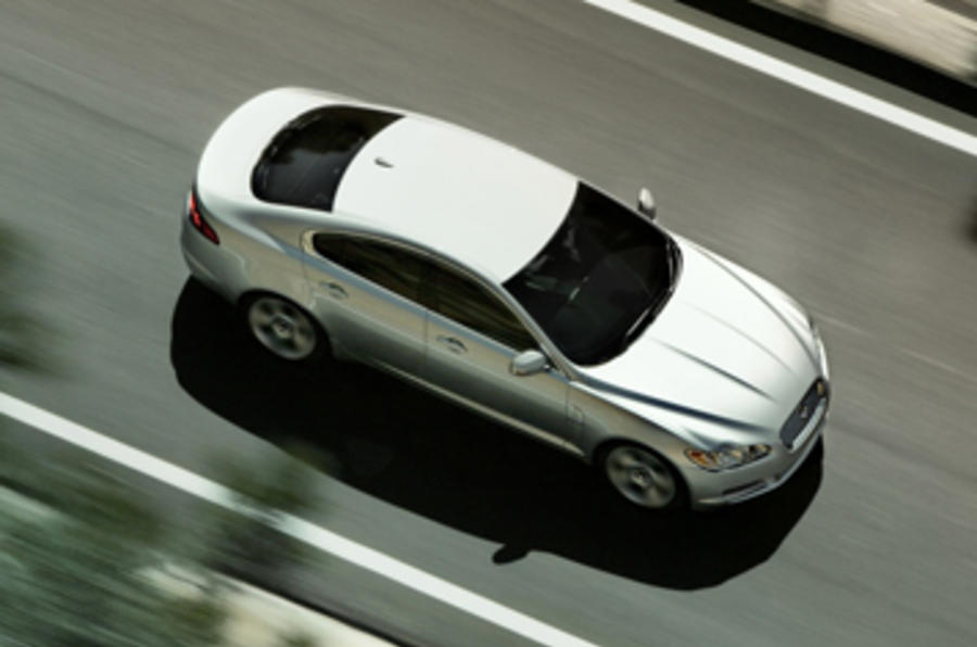 Jaguar XF 4.2 V8
