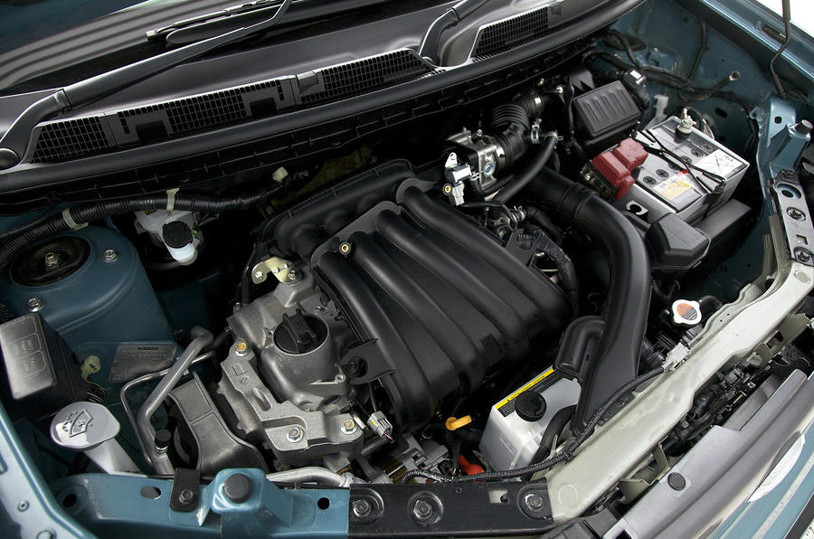 Nissan Cube 1.6 LDN