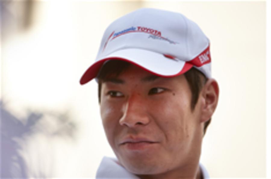 Kobayashi signs for Sauber