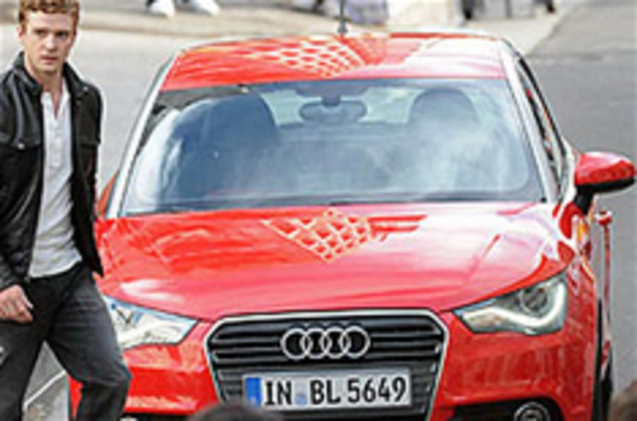 Audi A1: first pic leaked