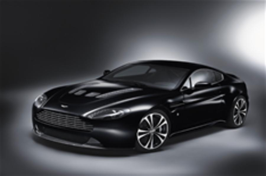 Aston's special DBS and Vantage