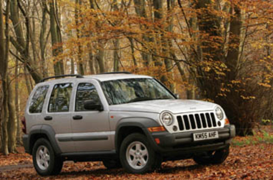 Exceptional Jeep Cherokee 2.8 CRD Sport Auto ...
