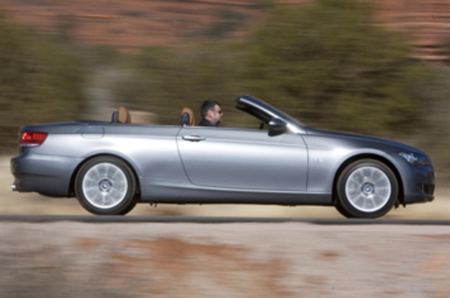 BMW I SE Convertible Review Autocar - 2015 bmw 335i convertible