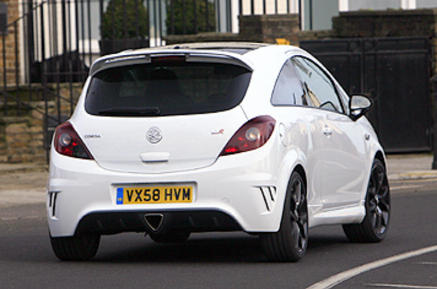2014 Ford Fiesta St White