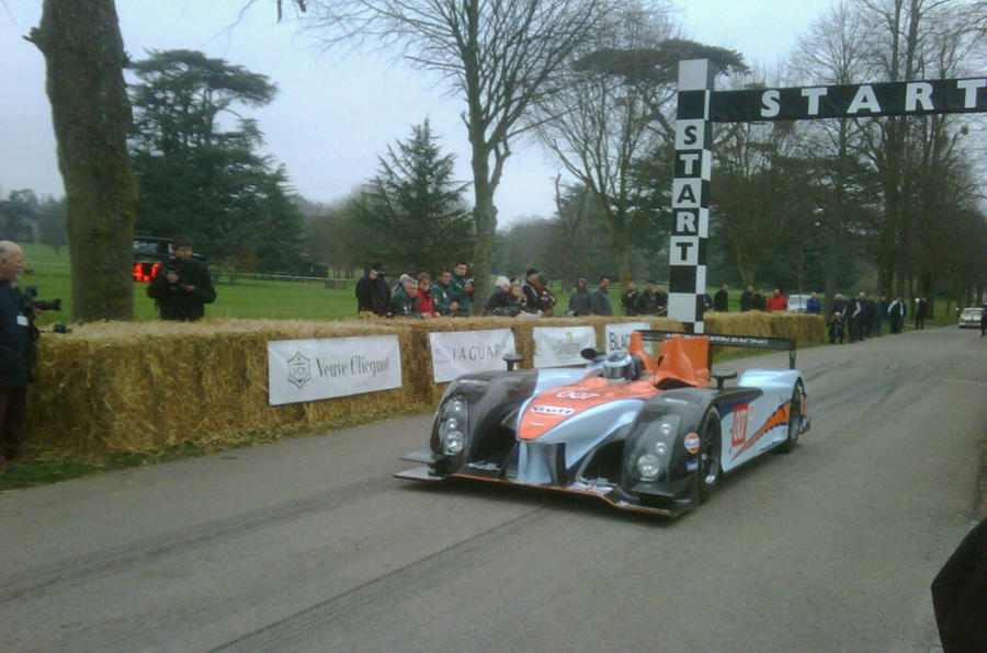 Goodwood FoS – preview and pics
