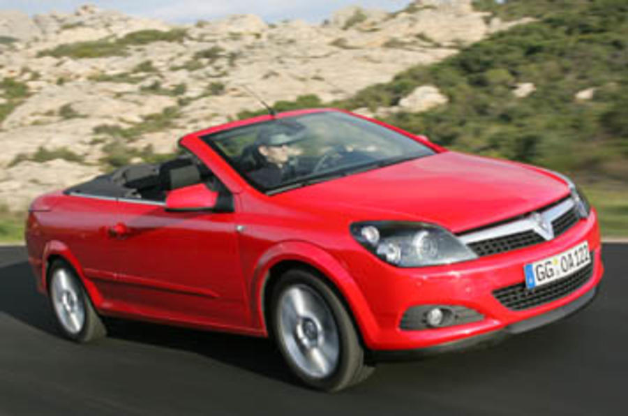 Vauxhall Astra 1.8 TwinTop Sport