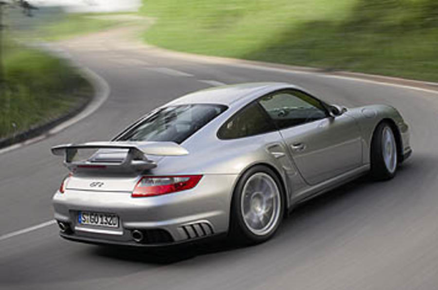 porsche 911 gt2 review autocar. Black Bedroom Furniture Sets. Home Design Ideas