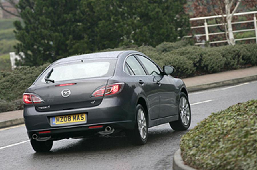 Mazda 6 2.0D