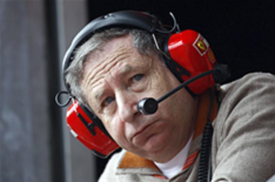 Jean Todt quits as Ferrari CEO