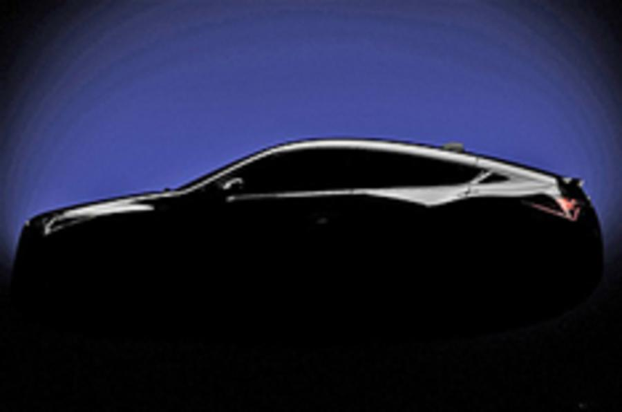 Honda's BMW X6 rival