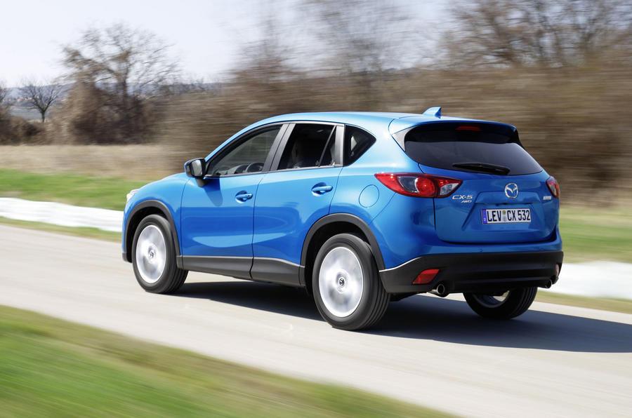 Mazda CX-5 2.2D Sport Nav