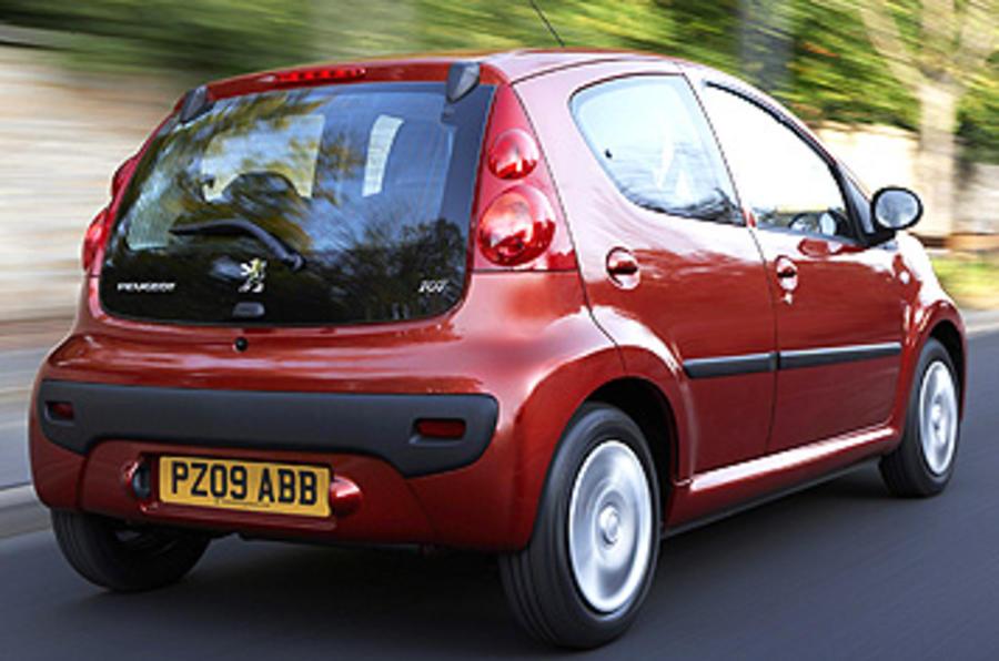 Consumi Peugeot 107 - Reali indicati dai possessori ...