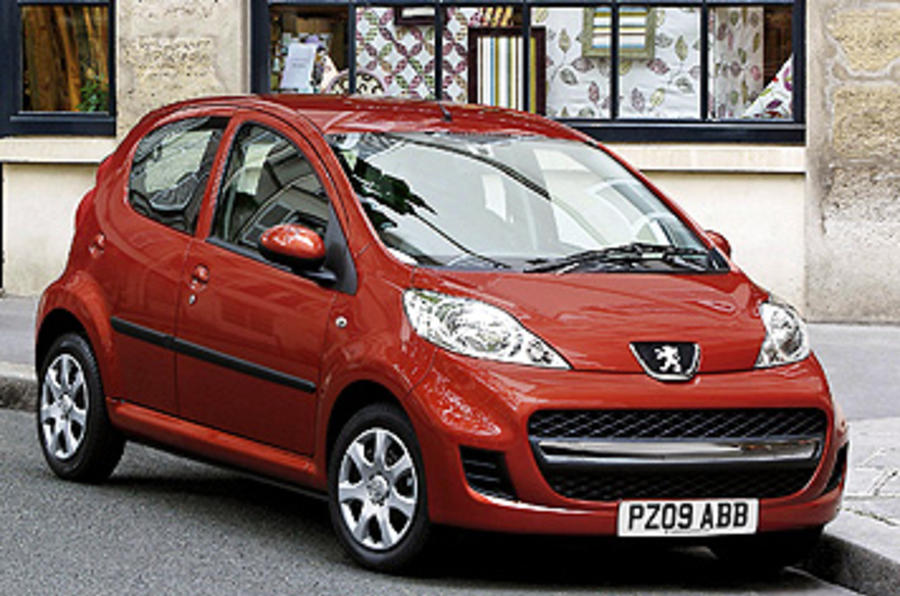 Peugeot 107 1.0 Urban 2009 review | Autocar