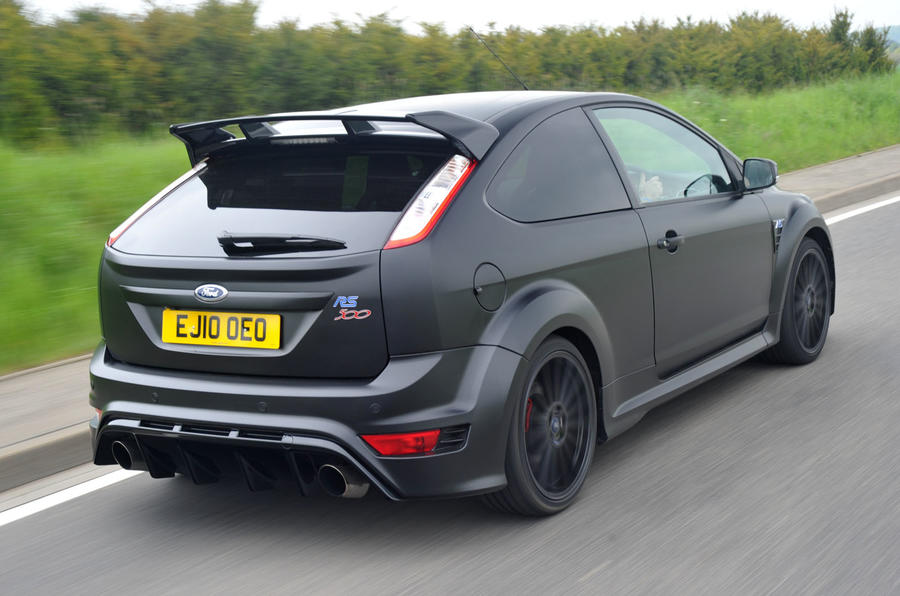 Ford Focus RS500 rear