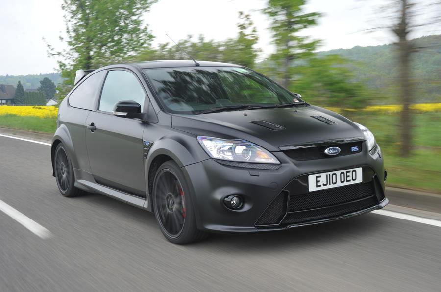 345bhp Ford Focus RS500