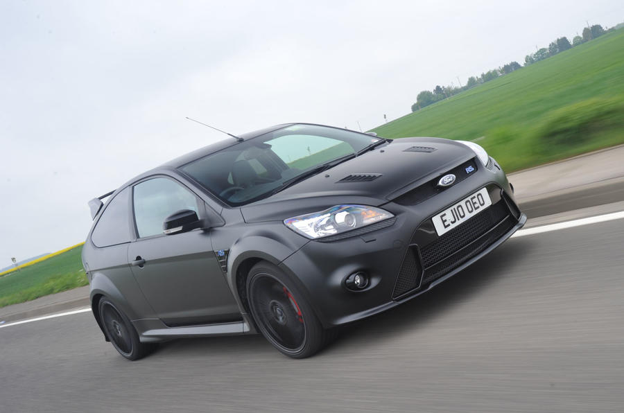 Ford Focus RS500 front quarter