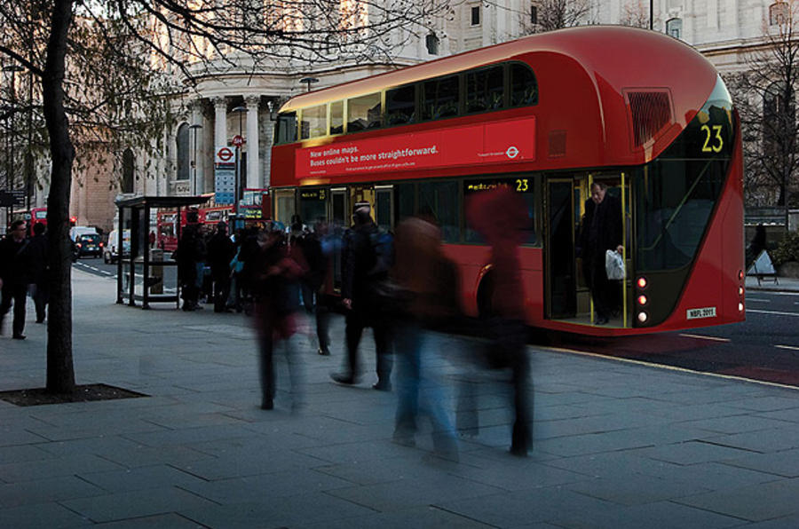 London unveils new Routemaster