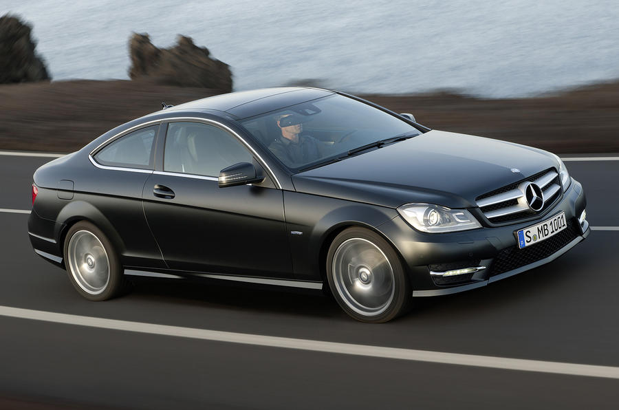 Mercedes Benz C 250 Cdi Coup 233 Review Autocar