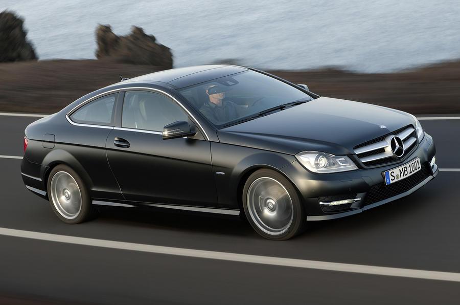 Mercedes Car Leasing >> Mercedes-Benz C 250 CDI Coupé review | Autocar