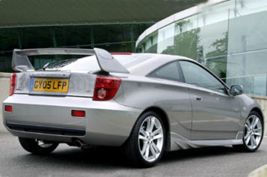 Toyota Celica GT gets fast and furious treatment