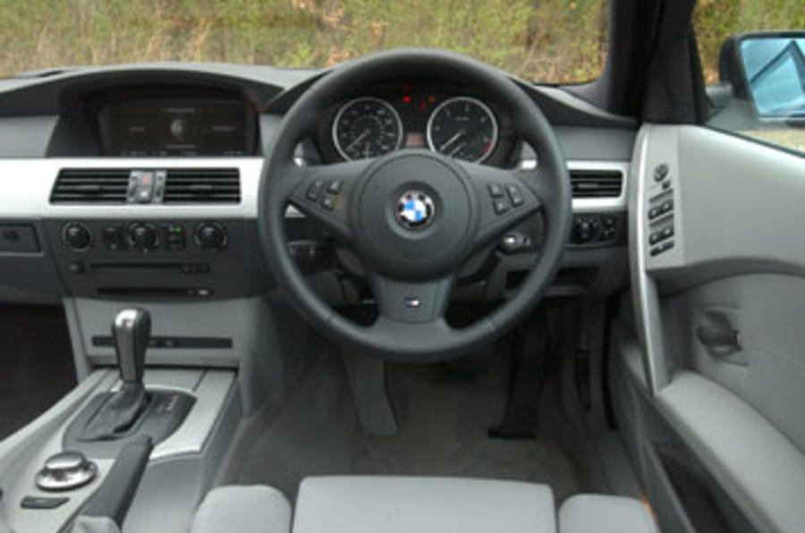 bmw 550i manual transmission review