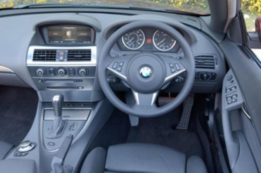 BMW 650i convertible
