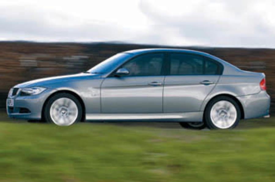 BMW 330DI Prototype