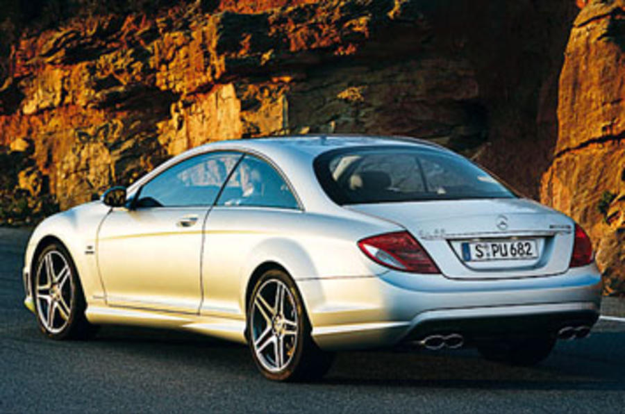 mercedes benz cl 65 amg review autocar. Black Bedroom Furniture Sets. Home Design Ideas