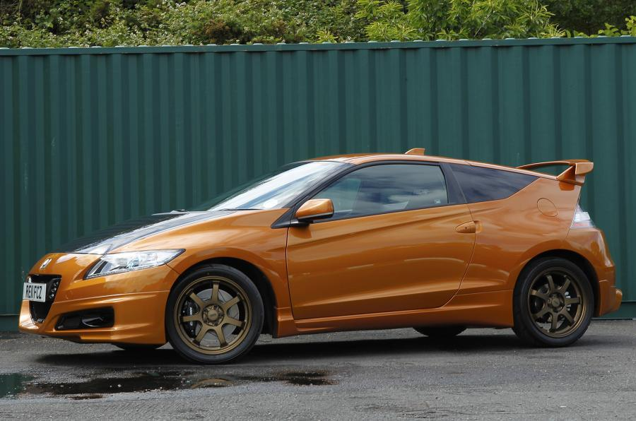 Honda CR-Z Mugen side profile