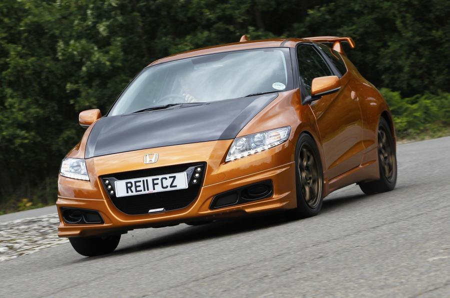 The 197bhp Honda CR-Z Mugen