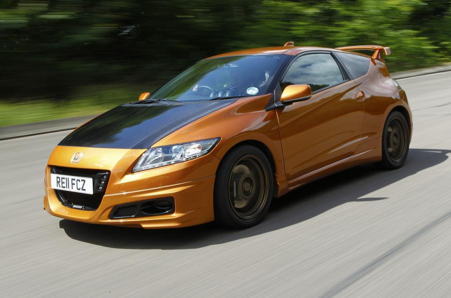 Honda Cr Z Mugen 2011 2011 Review 2017 Autocar