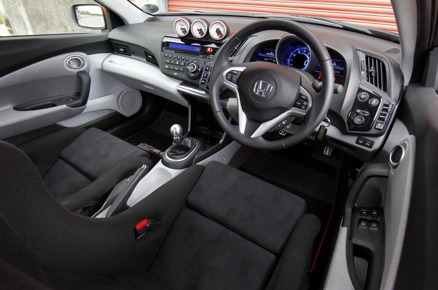Honda CR-Z Mugen interior
