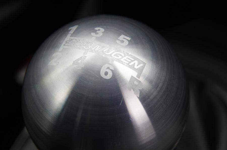 Honda CR-Z Mugen metal gearknob