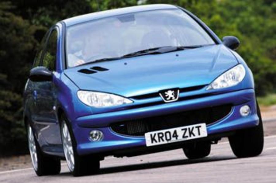 Peugeot 206 1.6 HDi GTi