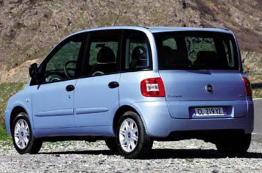 Fiat Multipla 1 9 Jtd Review