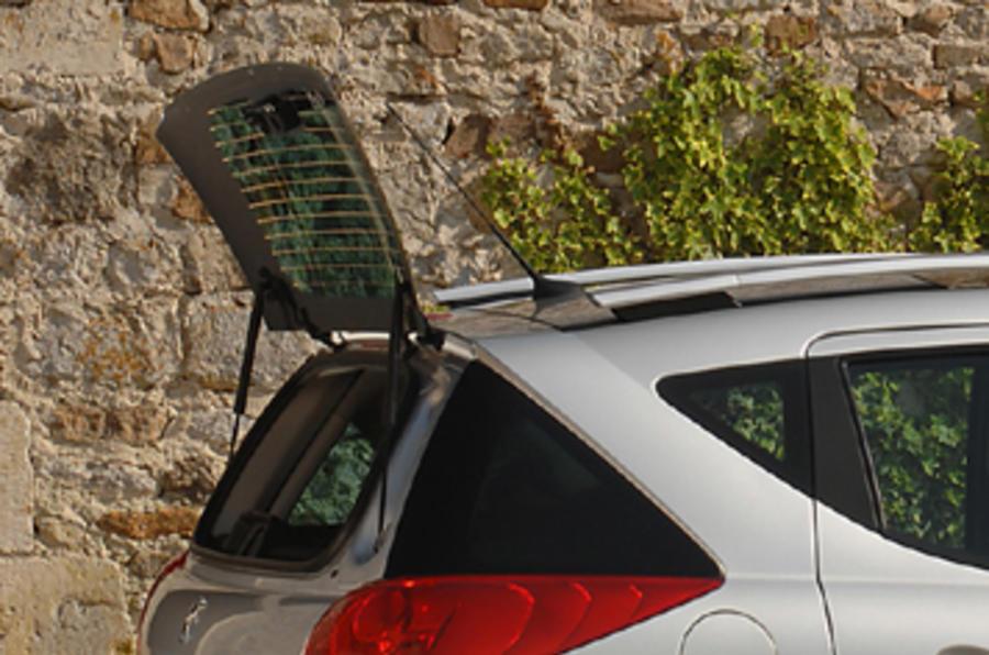 Peugeot 207 Sw 16 Vti Review Autocar
