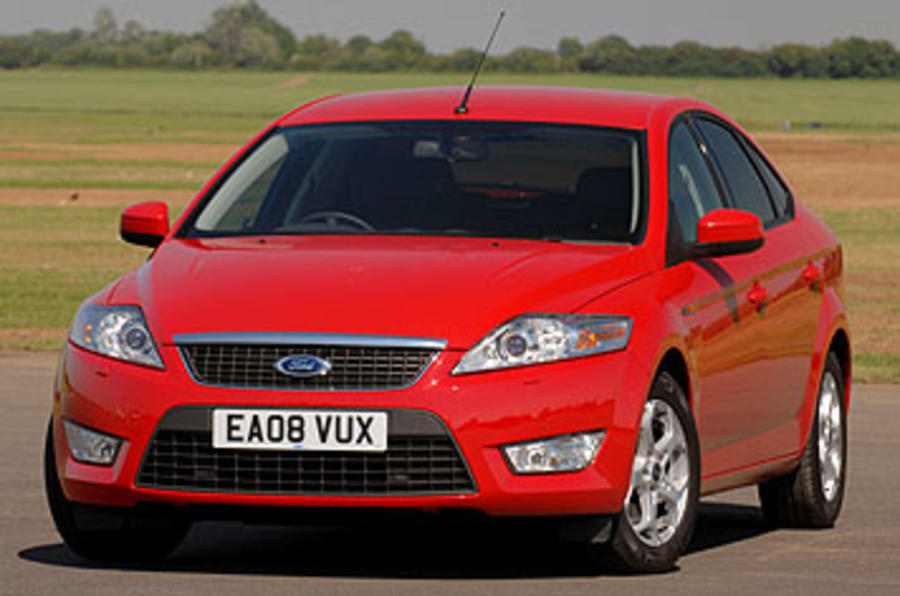 Ford Mondeo 1.8 TDCi Econetic