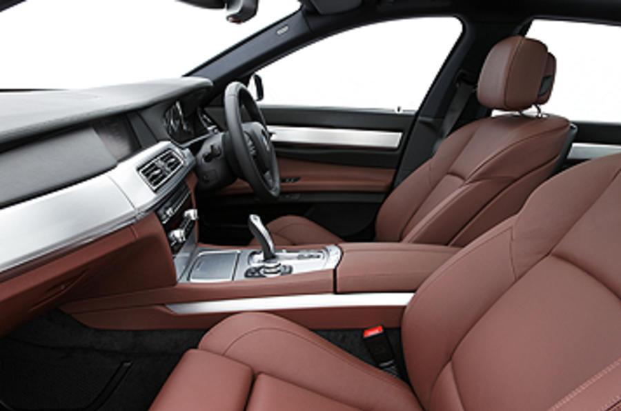 BMW 740d M Sport