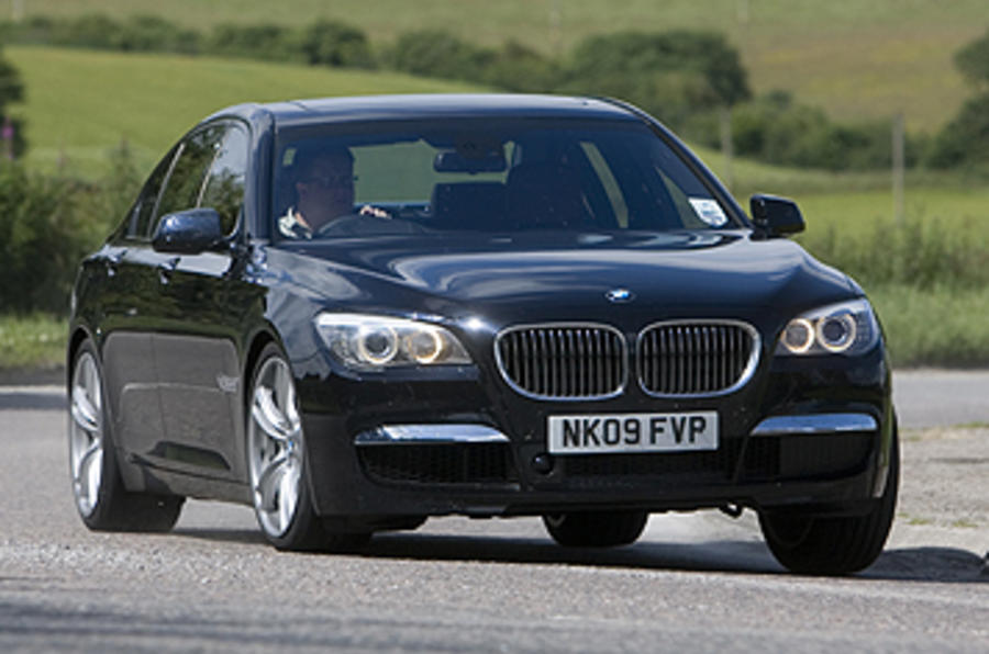 Bmw 750i 2015 >> BMW 740d M Sport review | Autocar