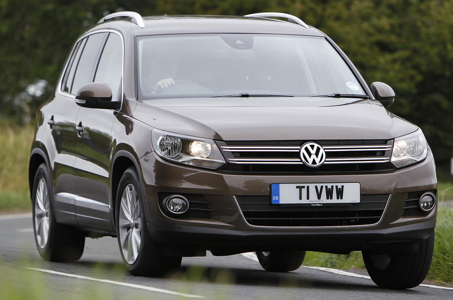 volkswagen tiguan 2 0 tdi 4motion se 2011 review autocar. Black Bedroom Furniture Sets. Home Design Ideas