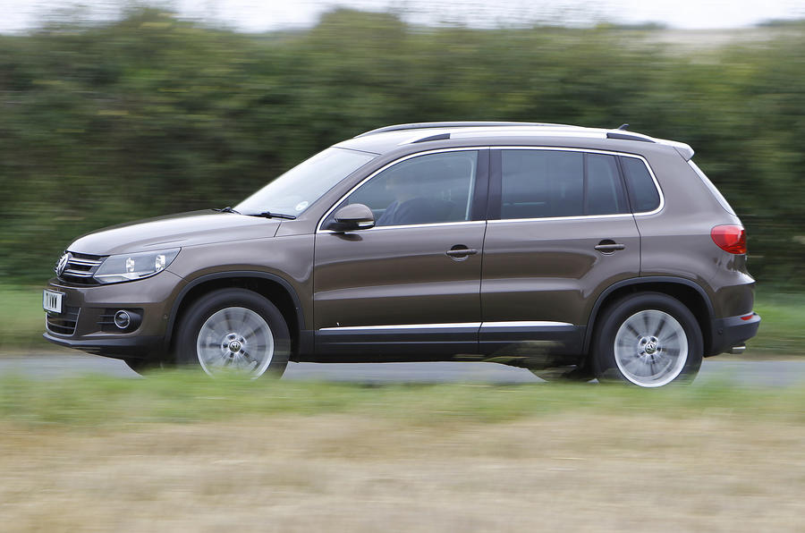 volkswagen tiguan 2 0 tdi 110 review autocar. Black Bedroom Furniture Sets. Home Design Ideas