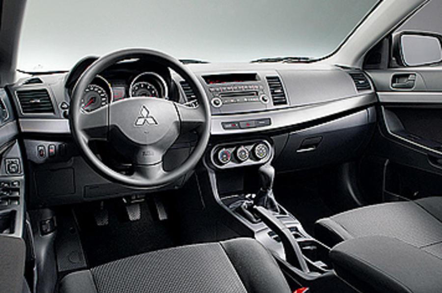 Mitsubishi Lancer 1.5 GS